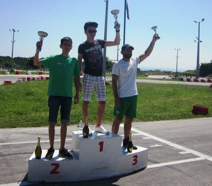 Летен любителски шампионат 2014/2015 – Пети кръг