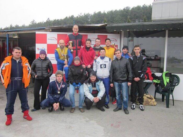 Летен любителски шампионат 2015