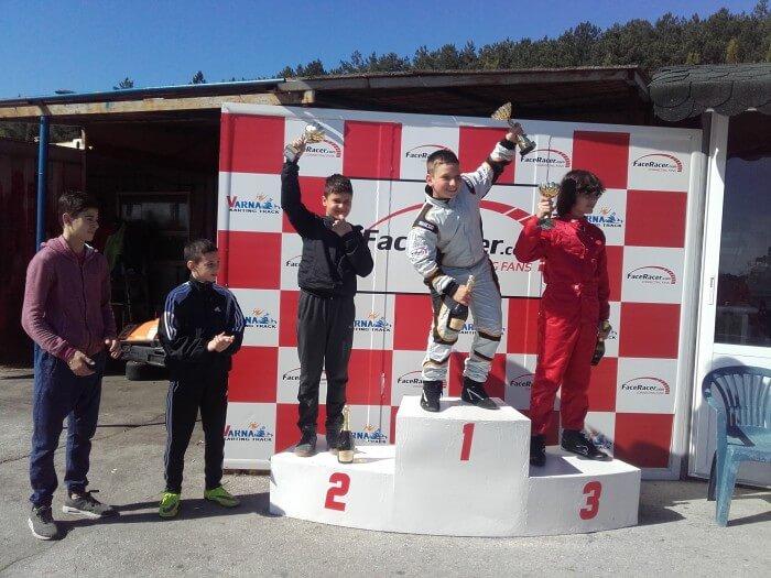 Начало на Летния Любителски Шампионат на Картинг писта Варна!