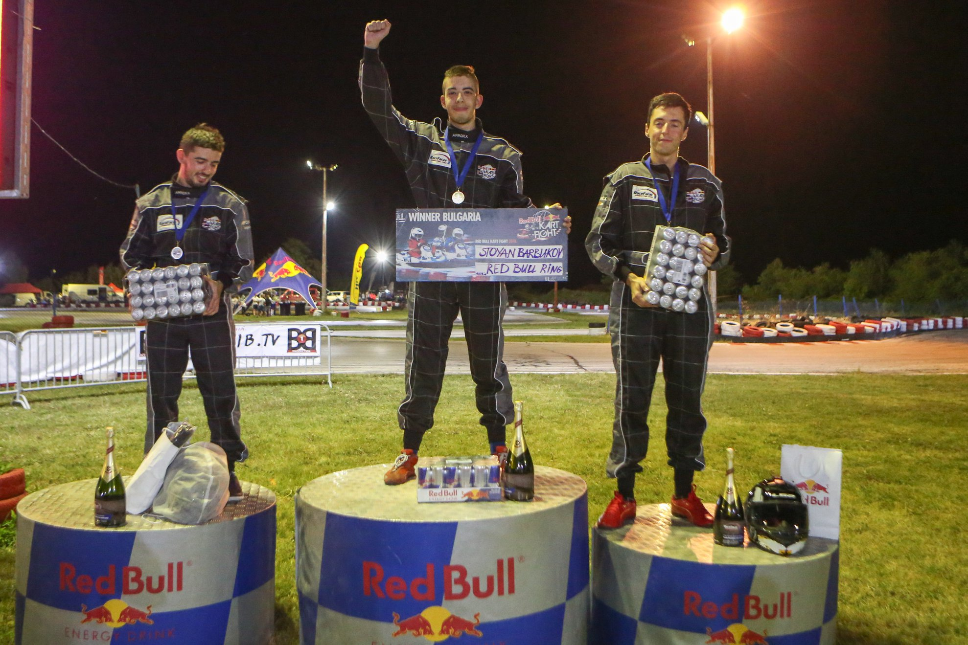 Redbull-KartFight-Race-Varnakarting-podium
