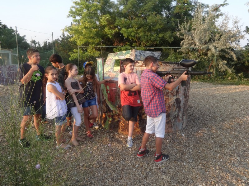 Paintball-VarnaKarting-Fun-Kids